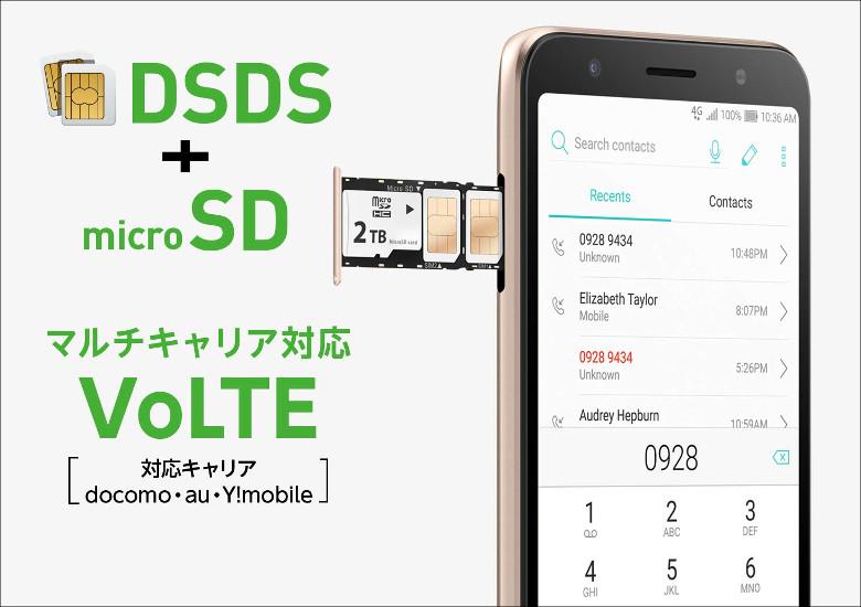 ZenFone Live (L1) (ZA550KL)