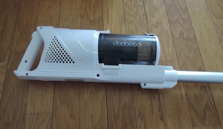 dodocool スティッククリーナー A8 レビュー