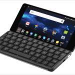 Gemini PDA - Androidにキーボード、「スマートフォンPDA」が日本発売!