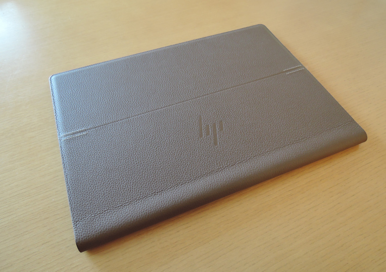 HP Spectre Folio 13 天板