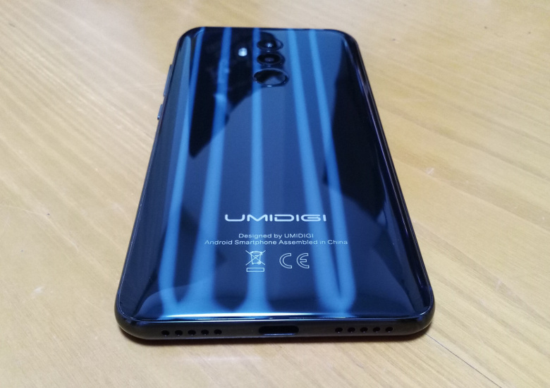 UMIDIGI Z2(Updated Edition)レビュー