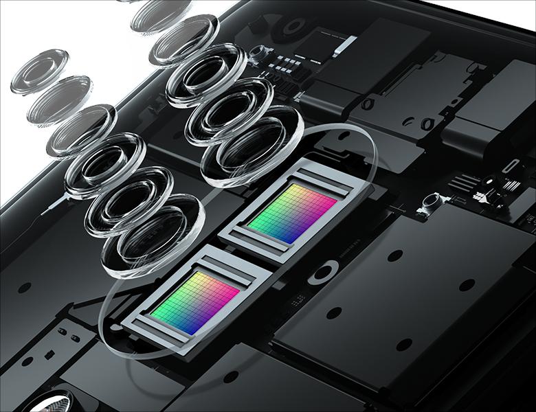 Lenovo Z5 Pro GT カメラ