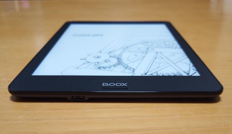 BOOX Nova 実機レビュー
