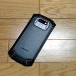 DOOGEE S70 レビュー第2回 - 隠れたポテンシャルを秘めたカメラが魅力的なタフネススマホ(実機レビュー:壁)
