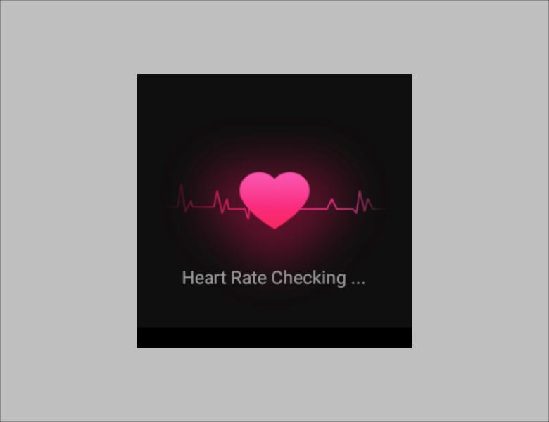 心拍数の計測も可能