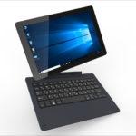 KEIAN WiZ KIC102-BK / KIC102HD-DN - 10.1インチで日本語キーボードが付属する低価格帯Windowsタブレット(2 in 1)