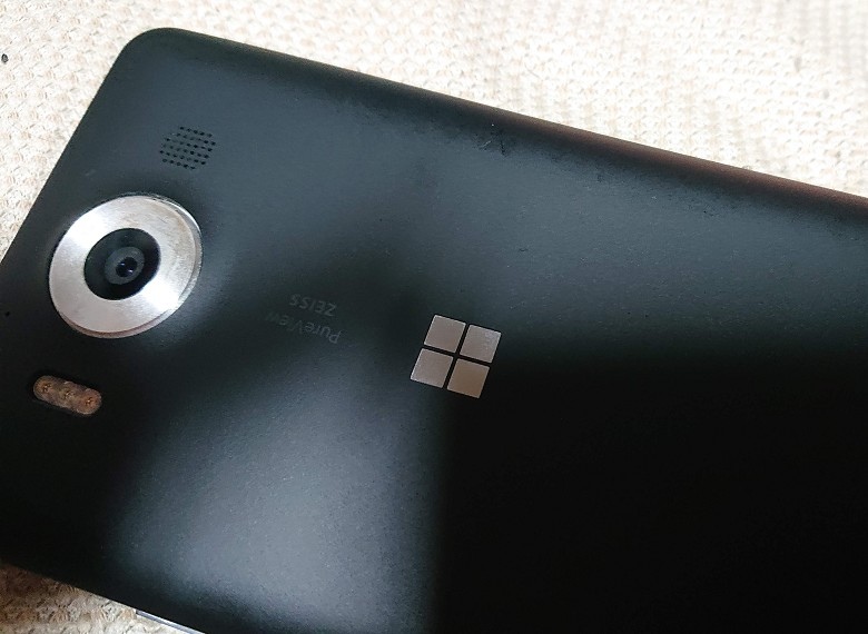 Microsoft最後のフラッグシップモデルLumia 950