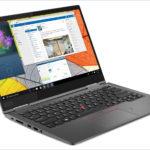 Lenovo ThinkPad X1 Yoga(2019)- 14インチのフラッグシップ2 in 1、ThinkPadなのにアルミ製だし黒くないぞ?