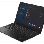 Lenovo ThinkPad X1 Carbon(2019)- より薄く、軽くなったThinkPadフラッグシップモバイルノート