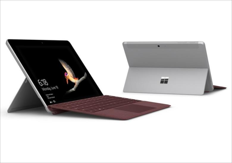 Microsoft Surface GoにLTEモデル