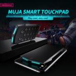 MUJA Smart TouchPad - スマートフォン背面にゲーム用タッチパッドを増設。排熱効果も期待できそう(かのあゆ)