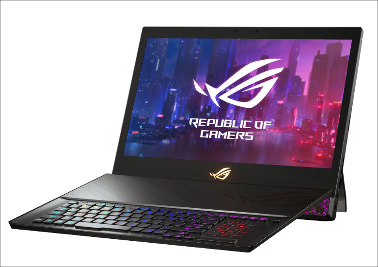 ASUS ROG Mothership (GZ700)