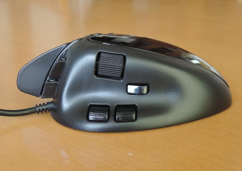 上海問屋 エルゴノミック ゲーミングマウス DN-915684 レビュー