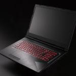 ドスパラ GALLERIA GCF2070NF - GeForce RTX2070を搭載する17.3インチ高性能ゲーミングノート