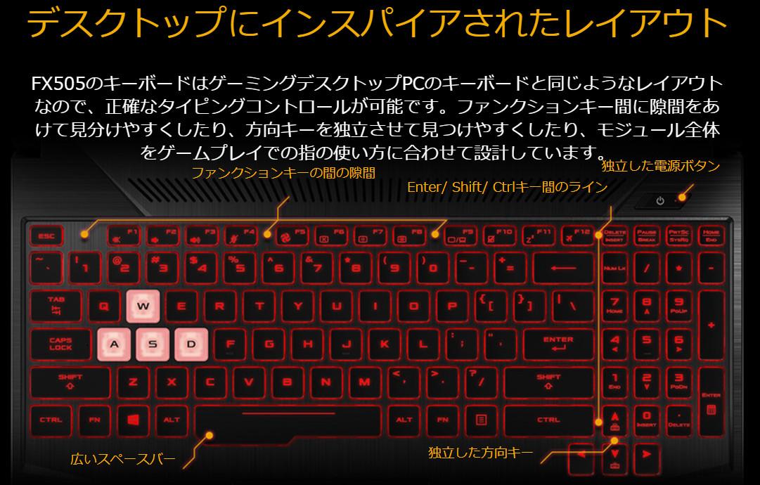 ASUS TUF Gaming FX505GD