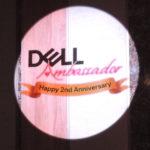 デル アンバサダー2周年記念 サンクスパーティーに参加しました。みなさんアンバサダー登録をされてはいかが?