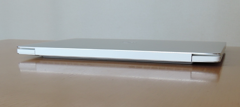 DELL XPS 13(9380)背面