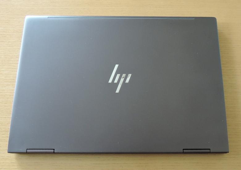 HP ENVY 13 x360 天板