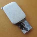 HP Sprocket レビュー - どこでもプリントアウトできるコンパクトなプリンター。クールでヤングな人におすすめ!(実機レビュー)