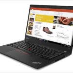 Lenovo ThinkPad T490s - 14インチのハイスペック・モバイルノートがリニューアルされました!