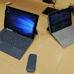Microsoftの「新製品Touch&Tryイベント」に行ってきました。面白いお話も聞けましたよ!