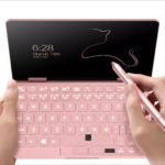 One Netbook One Mix 2S Pink cat edition - 人気の7インチUMPCに新色追加!ただし、スペックは変わりません
