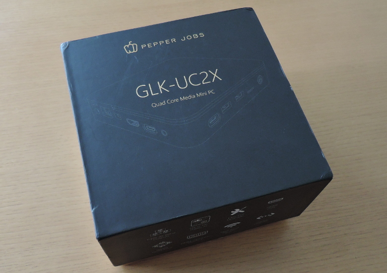 PEPPER JOBS GLK-UC2X 外箱