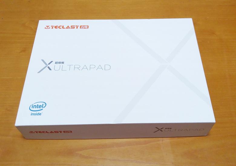 Teclast X6 Pro レビュー