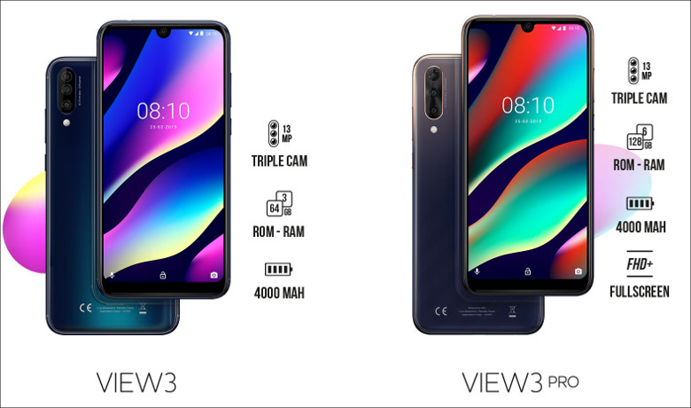Wiko View 3 / View 3 Pro