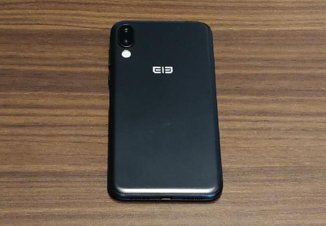 Elephone A6 mini 背面