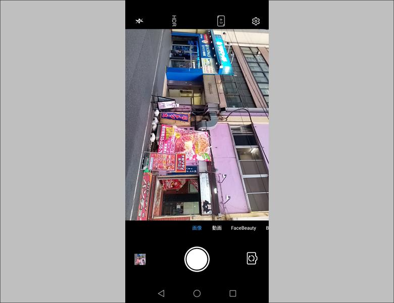 非常にシンプルすぎるカメラアプリ