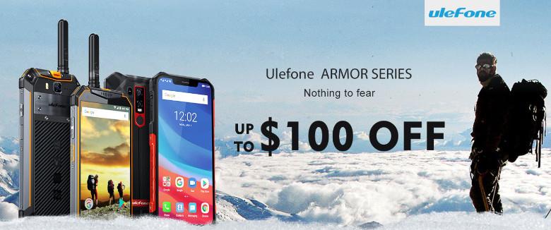 Ulefone Armor セール