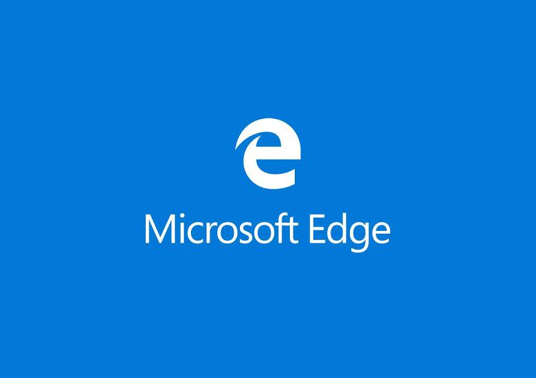 Microsoft Edge ロゴ