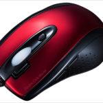 サンワサプライ ダブルクリックボタン付きマウス MA-IR125 - ワンプッシュでダブルクリック!基本機能をしっかり押さえた低価格マウス