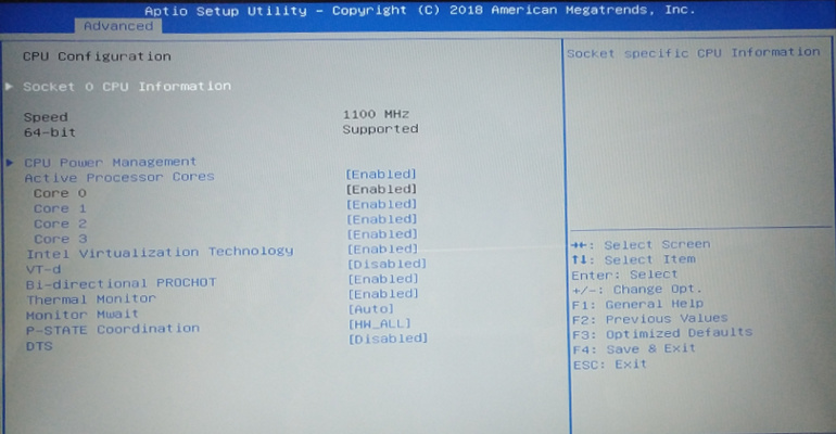 Teclast F7 Plus BIOS