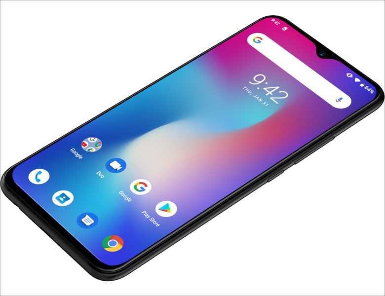 UMIDIGI Power デザイン