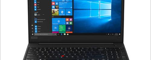 ThinkPad E595なら5万円台で「使えるスペック」になります!GTX1650搭載のLegion Y540も9万円から!Lenovoクーポン、セール情報