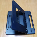 ORICO Tablet Laptop Holder Stand レビュー - USB PD対応タブレットの救世主になるか!?USB PD給電可能な角度調整スタンド付きハブ(実機レビュー:natsuki)