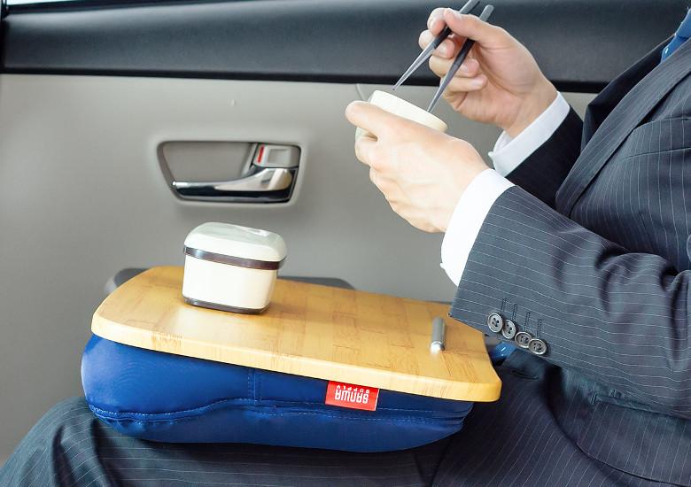 サンワダイレクト ひざ上テーブル 200-HUS009