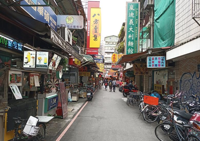 台北の電気街2019