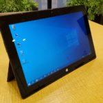 もはや懐かしいARM版Windows、WinRT搭載タブレットは今でも使えるのか?Office専用機として使うなら今でもいけそう(かのあゆ)