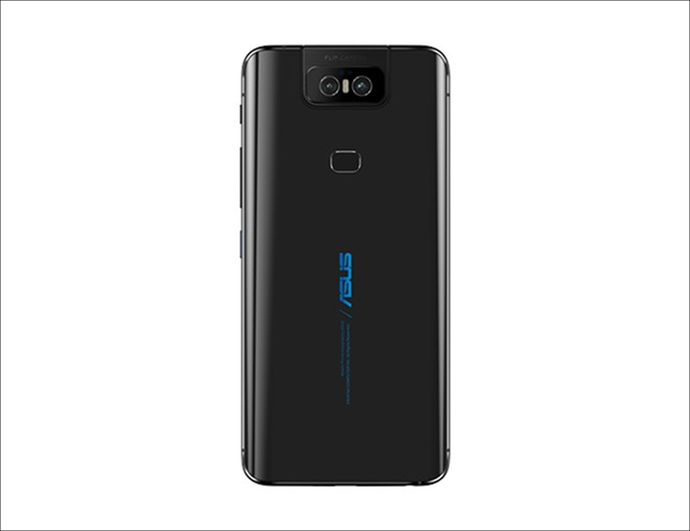 Zenfone 6 背面