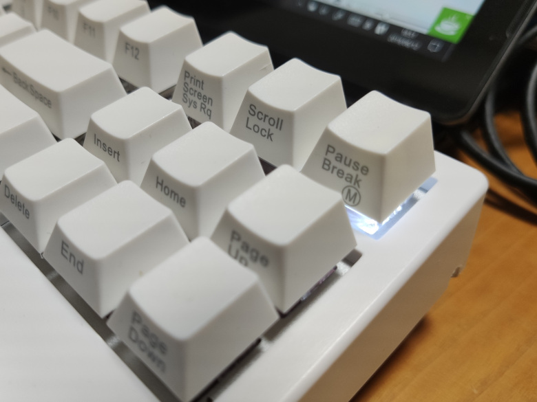 AKEEYO 全体防水 NIZ 静電容量 無接点 キーボード