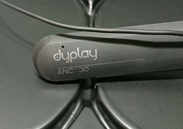dyplay ANC30 レビュー