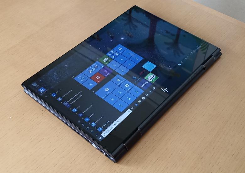 HP ENVY x360 13-ar0000 レビュー タブレットモード