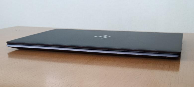 HP ENVY x360 13-ar0000 レビュー 前面