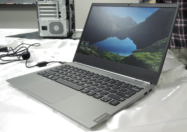 Lenovo ThinkBook 13s 展示機