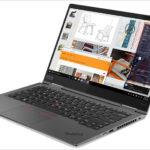 Lenovo ThinkPad X1 Yoga(2019) - 14インチ、ThinkPadシリーズのハイエンド・コンバーチブル2 in 1がリニューアル!しかしこれ、黒くないぞ?