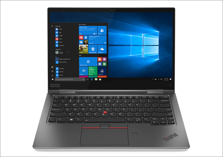 ThinkPad X1 Yoga(2019) 正面