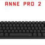 Obins Anne Pro 2 レビュー - はじめてのメカニカルキーボードは60%サイズ!(実機レビュー:ゆないと)